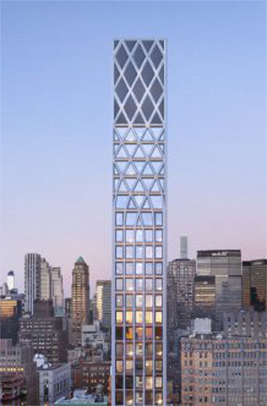 GEA Projects in the News: 30 East 31st Street Exterior Near Completion