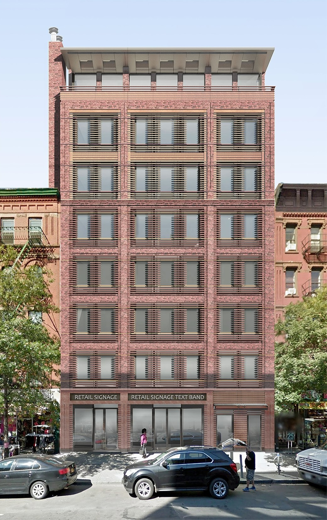 GEA Consulting Engineers GEA Projects in the News: 466 Columbus Avenue Mixed Use Building on the Rise!