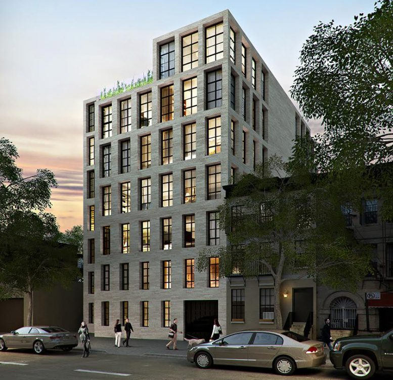 GEA Projects in the News: 145 President Street Has a New Design!