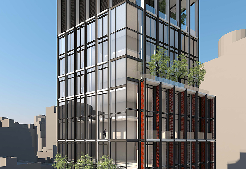 GEA Project in the News: Foundation Work Underway at 1 Beekman Street!