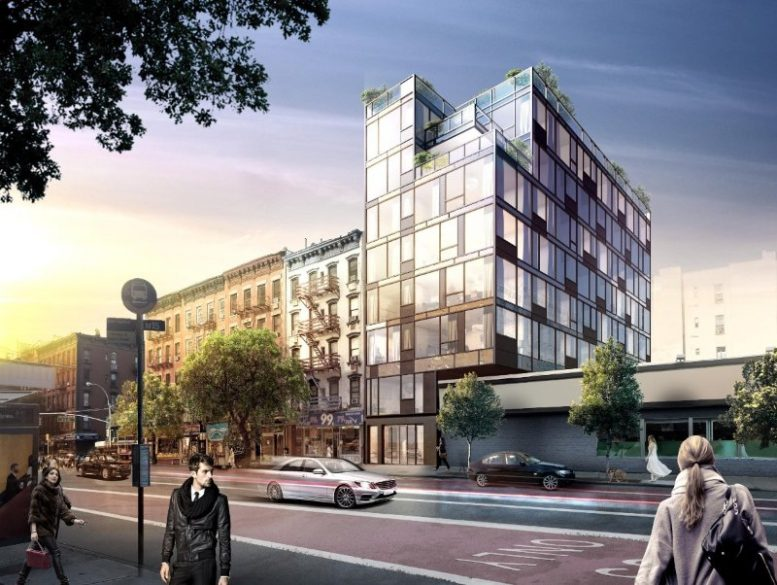GEA Project in the News: New Design Revealed for 75 1st Avenue!