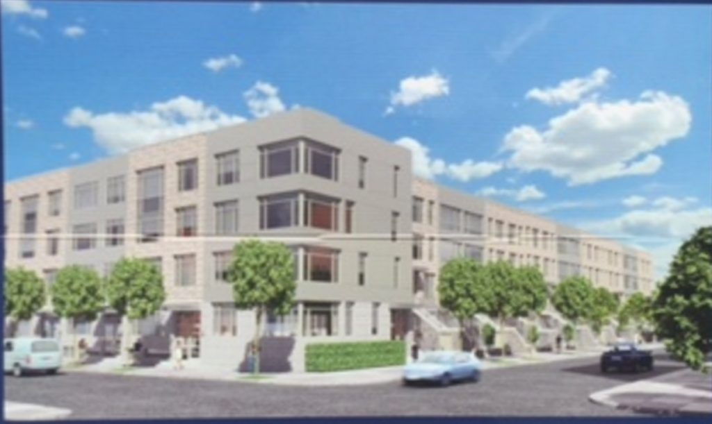 GEA Project in the News: Foundation work underway for LIC Townhouses!