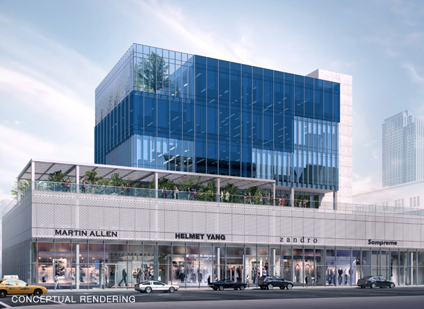 GEA Projects in the News: Construction Begins at 200 Kent Avenue in Williamsburg!