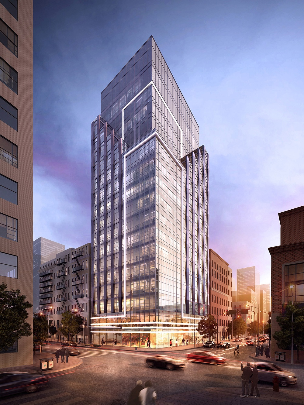 GEA Projects in the News: Seeing Green at 200 East 21st Street!