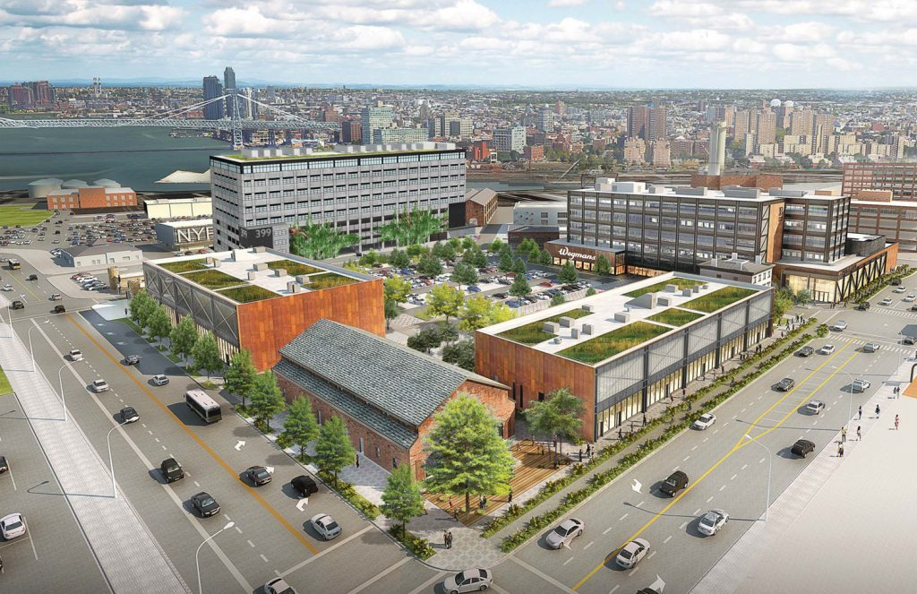 GEA Projects in the News: Massive changes are in Brooklyn Navy Yard's near future!