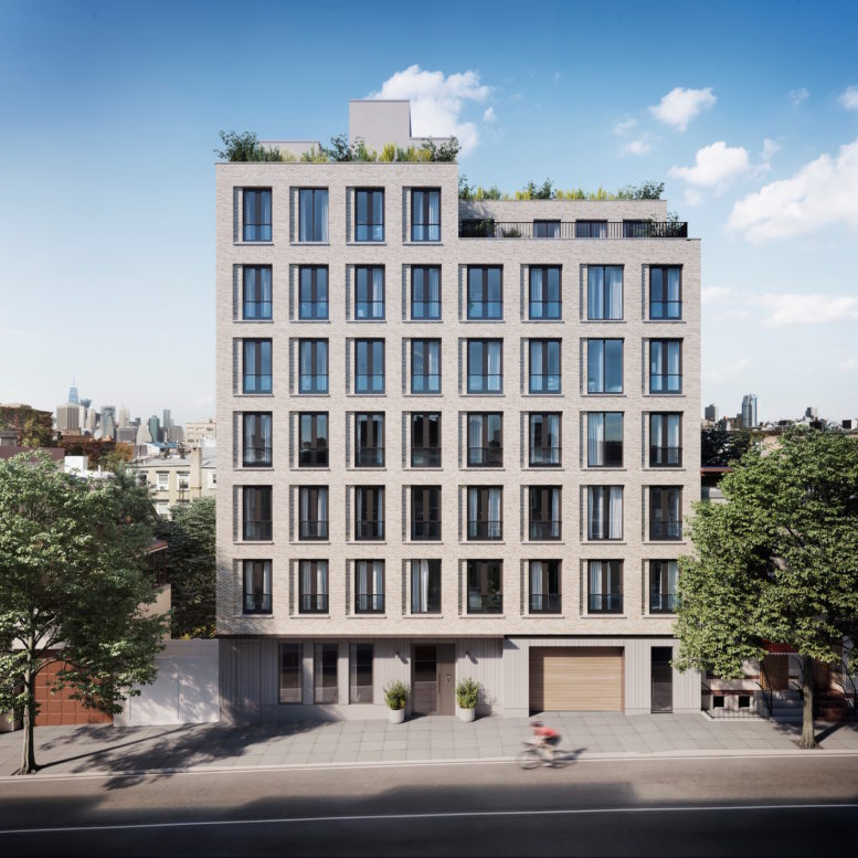 GEA Projects in the News: A New Face for 145 President Street!