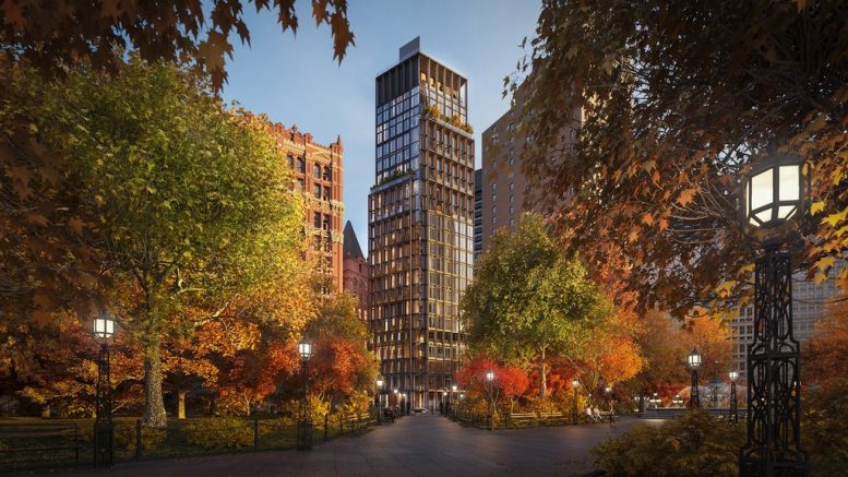 GEA Projects in the News: One Beekman Inches Closer to its Debut!