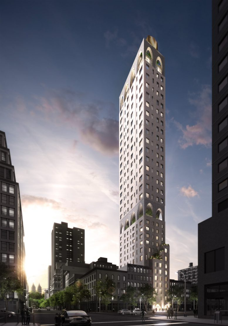 GEA Projects in the News: 180 East 88th Approaches It's Peak!