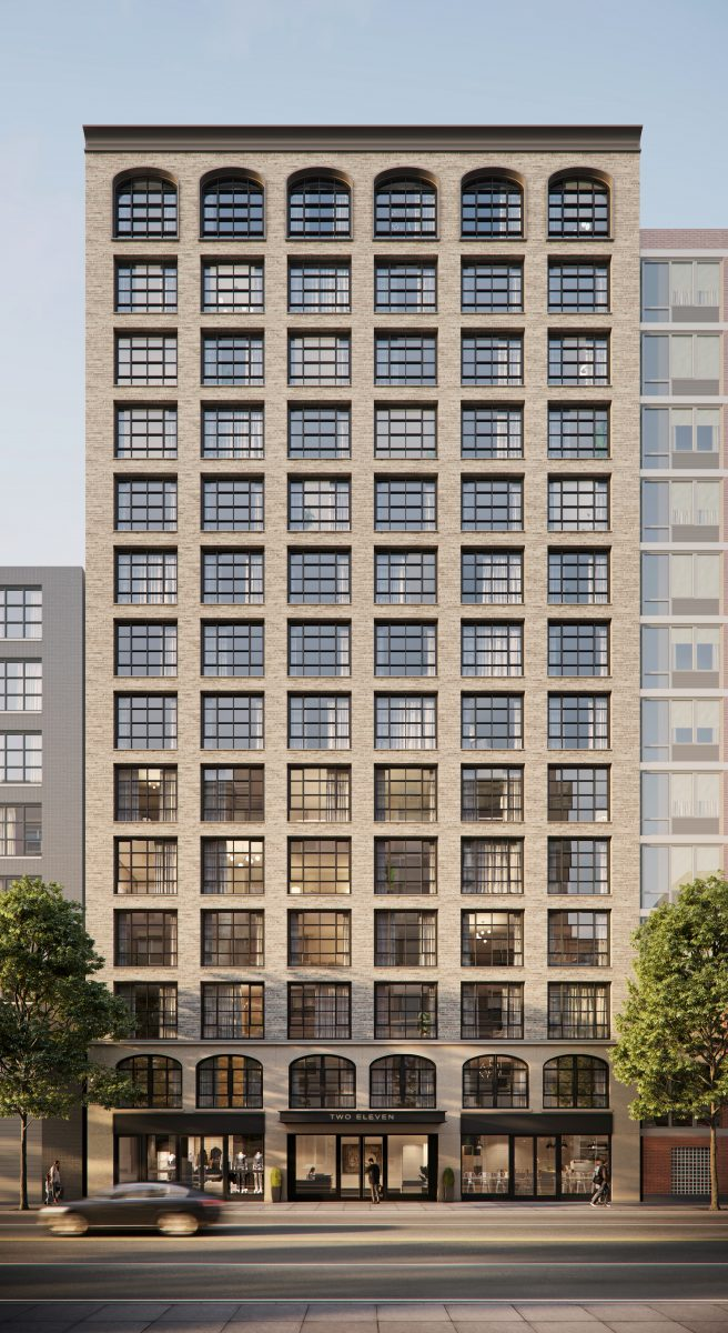 GEA Projects in the News: 211 Schermerhorn Is On The Rise!