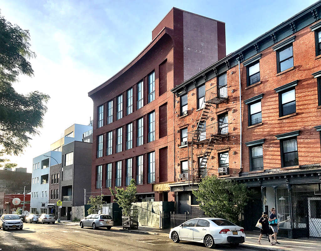 GEA Projects in the News: Facade Near Completion at 89 Grand Street.