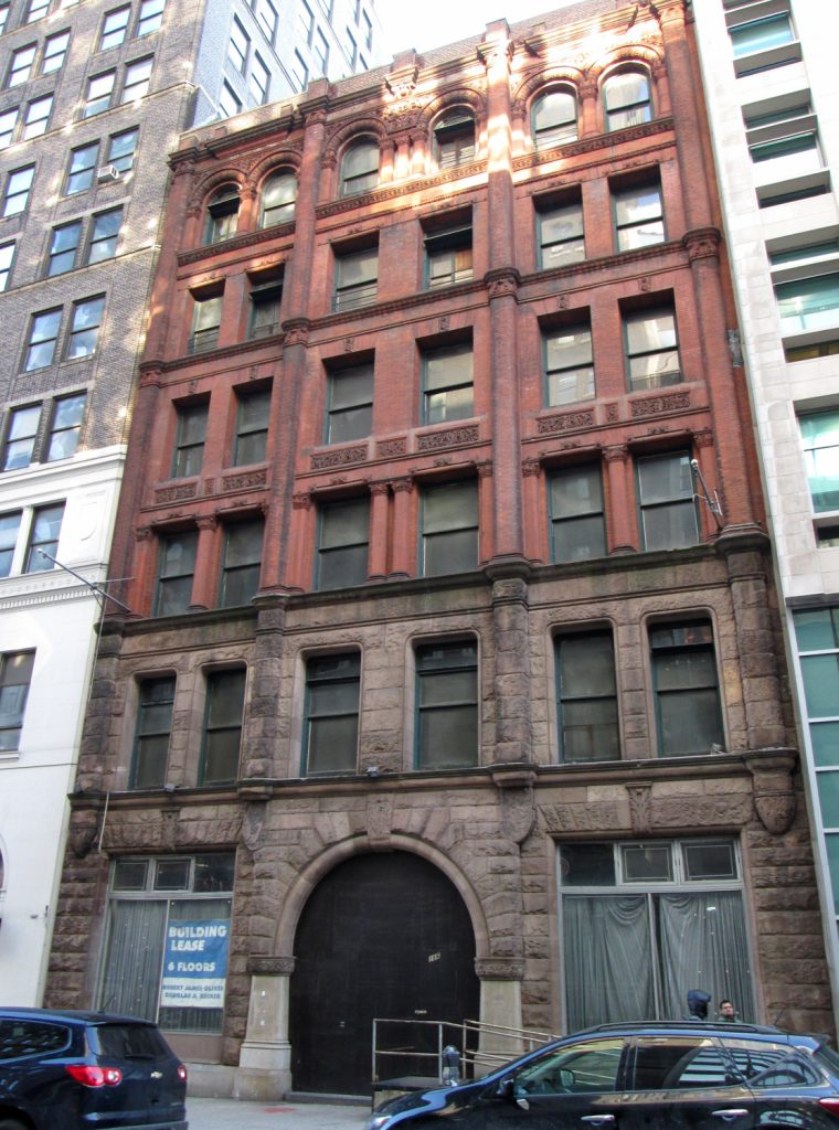 GEA Projects in the News: Permits filed for 186 Remsen Street in Brooklyn Heights