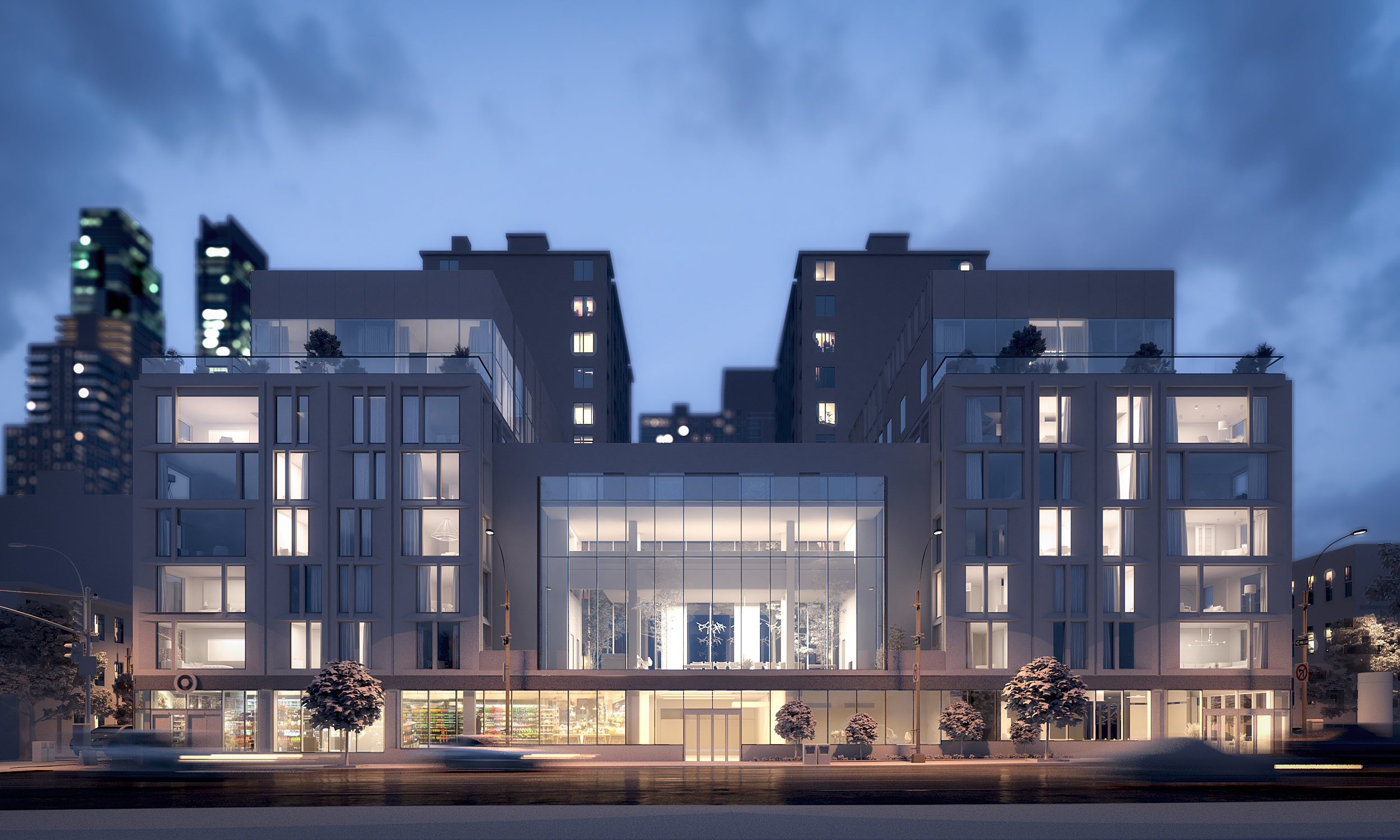 GEA Projects in the News: 615 Tenth Avenue Gets A New Face