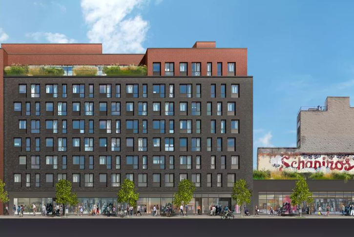 GEA Projects in the News:  Affordable Senior Living at 140 Essex Street