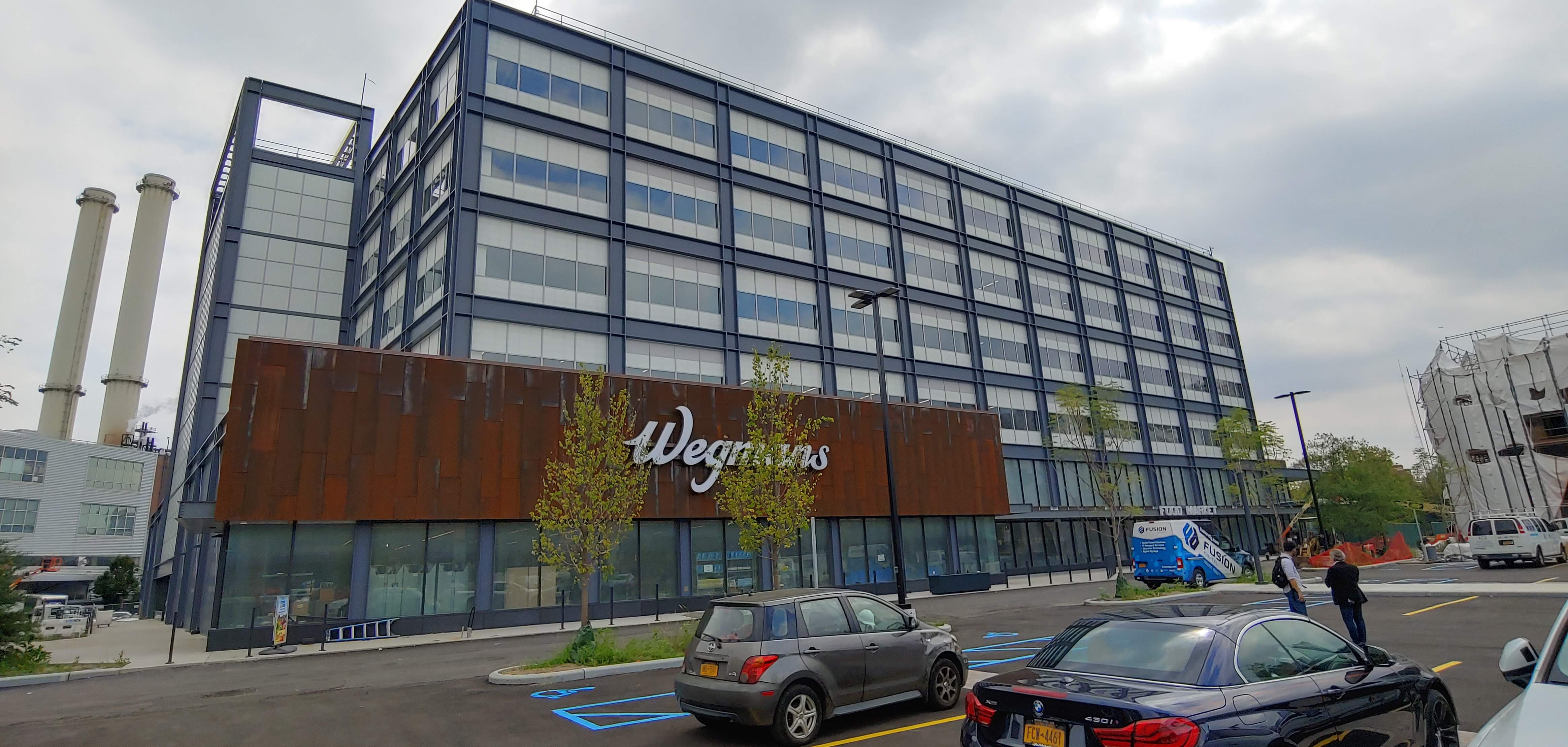 GEA Projects in the News: Wegmans, The New Craze in Brooklyn
