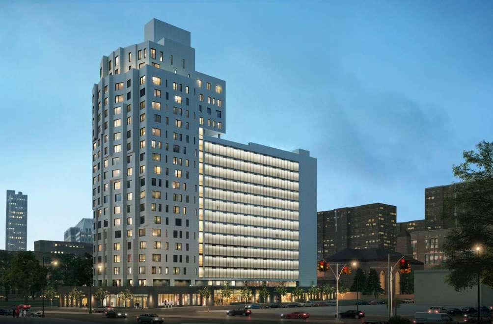 GEA Projects in the News: 22 Chapel Street Puts Down Roots in Downtown Brooklyn.