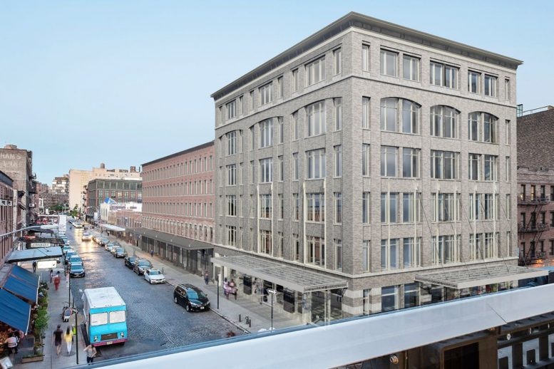 GEA Projects in the News: 70-74 Gansevoort Street Tops Out