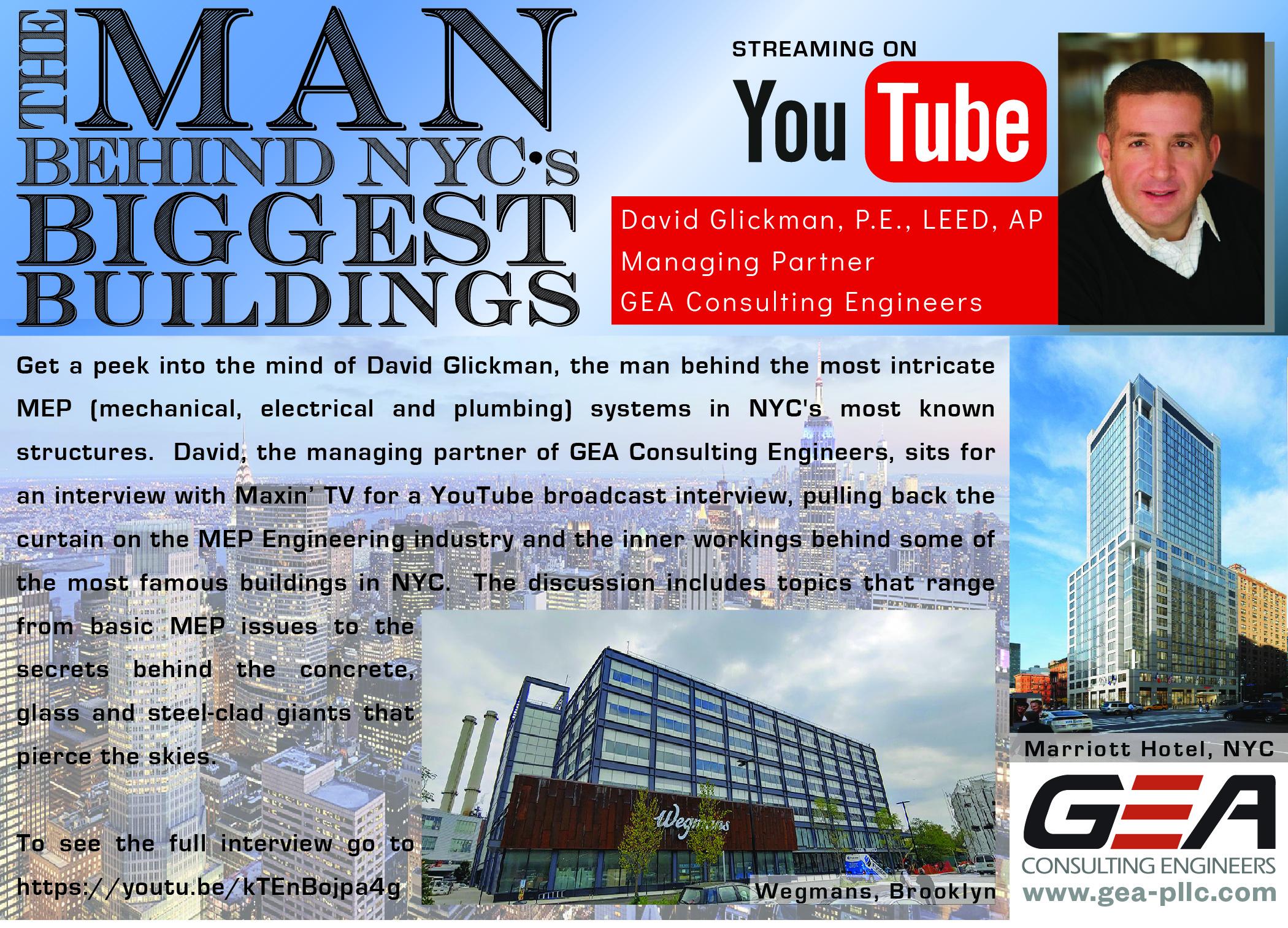 The Man Behind NYC's Biggest Buildings